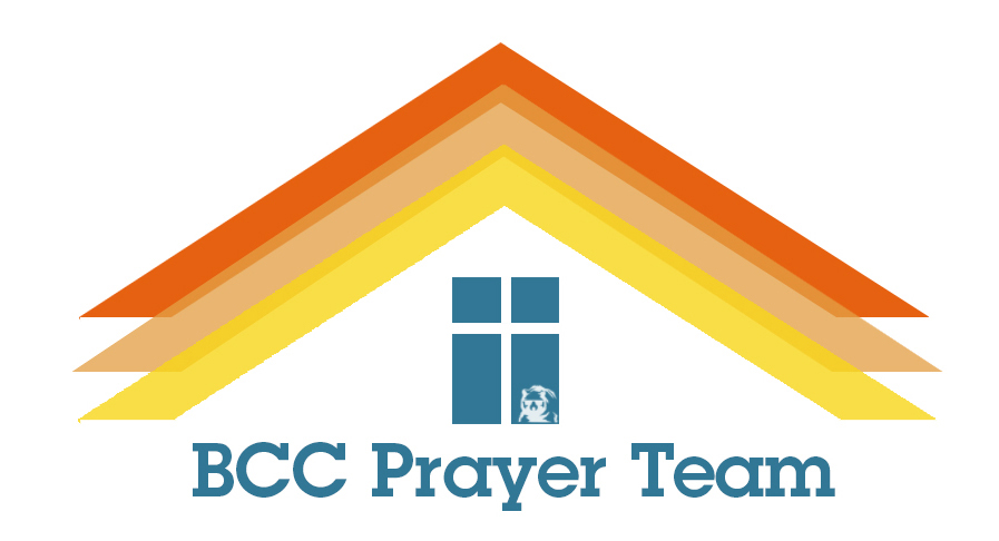 BCC Prayer Team blue